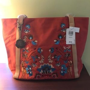 Loungefly Disney Snow White Canvas Tote